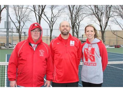 2018-19 Boys Tennis Coaches