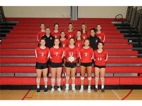 2019-20 Varsity Girls Volleyball