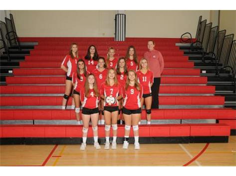 2019-20 Junior Varsity Girls Volleyball