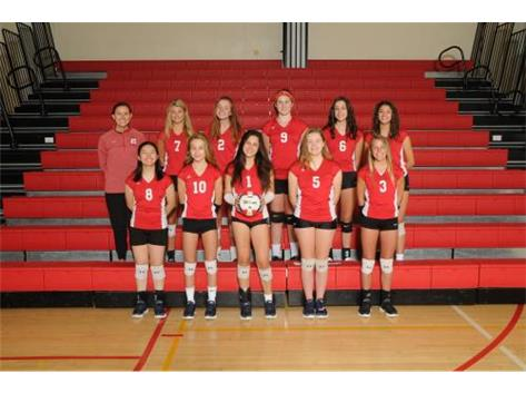 2019-20 Freshman A Girls Volleyball