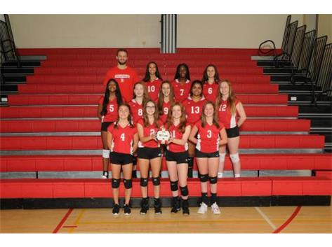 2019-20 Freshman B Girls Volleyball