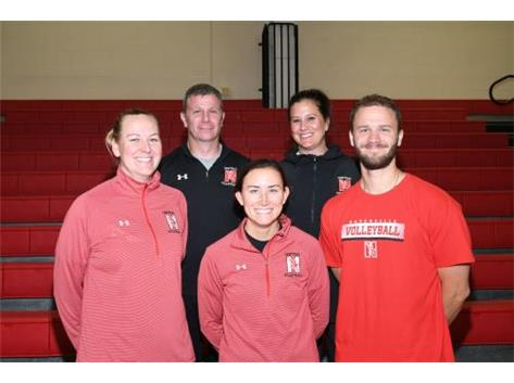 2019-20 Girls Volleyball Coaches