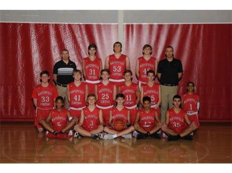 Sophomore Boys Basketball 2019-20