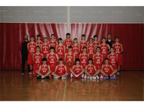 Freshman Boys Basketball 2019-20