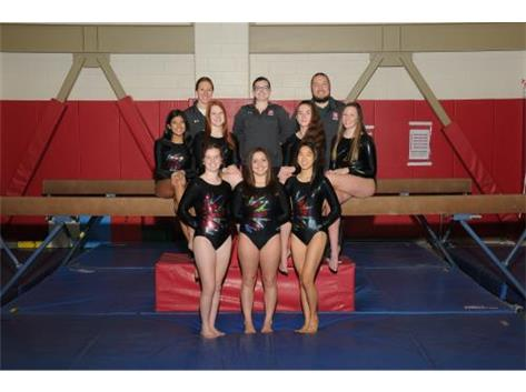 Varsity Girls Gymnastics 2019-20