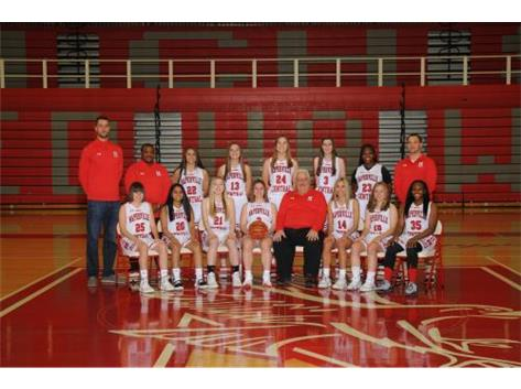 Varsity Girls Basketball 2019-20