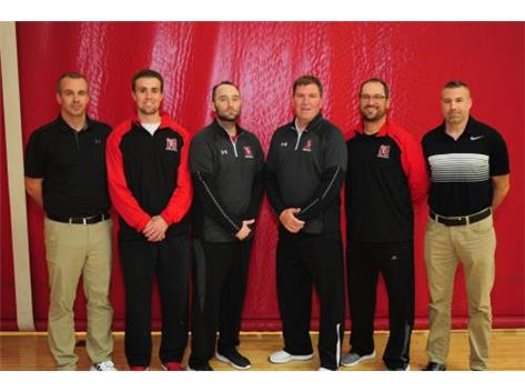 Boys Basketball Coaches 2019-20