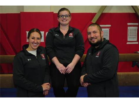 Girls Gymnastics Coaches 2019-20