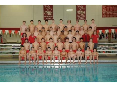 2019-20 Boys Swimming and Diving