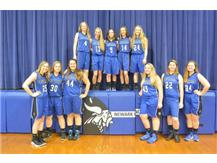 2016-2017 Lady Norsemen Basketball