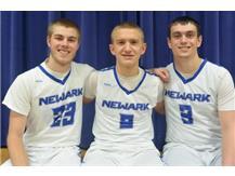 2016-2017 Varsity Boys' Basketball