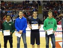 IBCA 1st Team All State