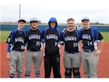 2017 Norsemen Baseball Jacksonville Trip Team Photo Photo Courtesy Mrs. Myre