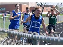2016-2017 Newark Track Team photo courtesy Mrs. Swanson