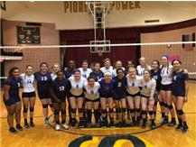 2017 IHSA Class 1A Volleyball Regional Champions