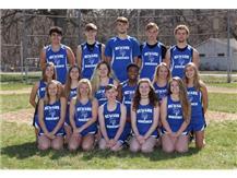 2017-2018 Track Team
