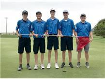 2018 Norsemen Golf Team - 3rd Place Putnam Co Inv