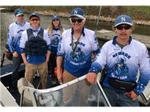 2018 Bass Fishing Team