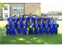 2019-2020 Newark-Seneca Soccer Team