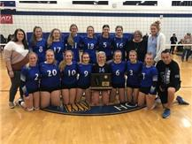 IHSA Class 1A Sectional Champions, November 6, 2019