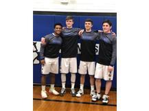 Boys Basketball Senior Night 1/22/20