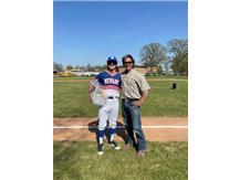 2021 NCHS Baseball Senior Night