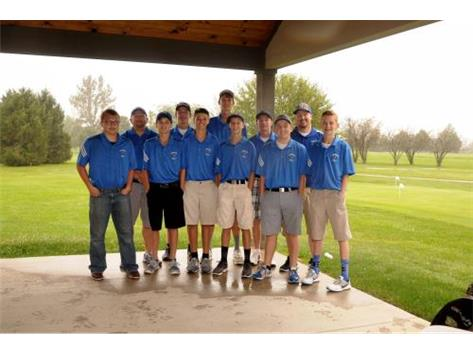 2016 Norsemen Golf Team