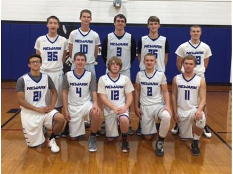 2016-2017 Varsity Boys' Basketball