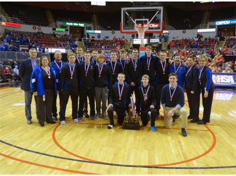 State IHSA Class 1A Fourth Place