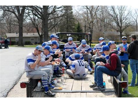 2017 Norsemen Baseball Photo Courtesy Mrs. Myre