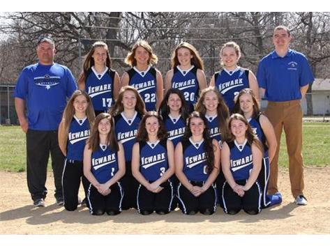 2017-2018 Lady Norsemen Softball Team