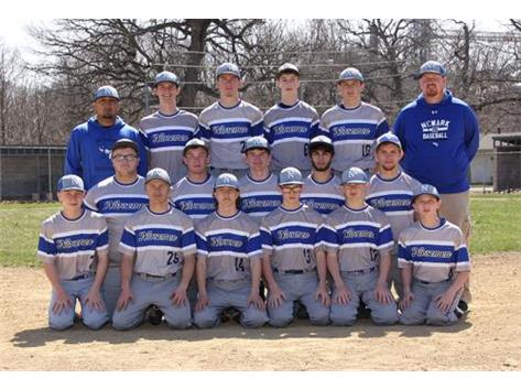 2018-2018 Norsemen Baseball Team