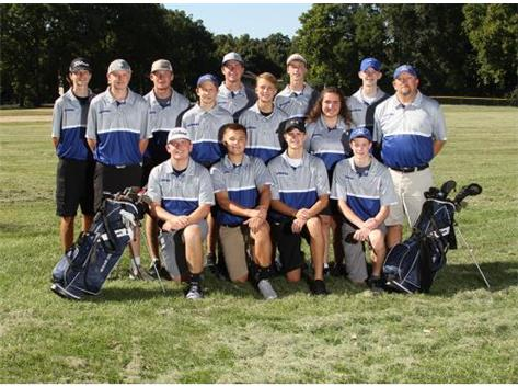 2018 Norsemen Golf Team