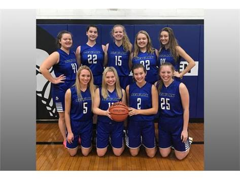 2018-2019 Lady Norsemen Var Basketball