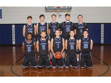 2018-2019 Varsity Basketball Team
