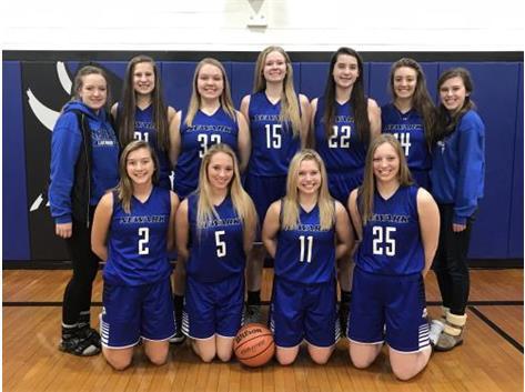 2018-2019 Varsity Basketball Team