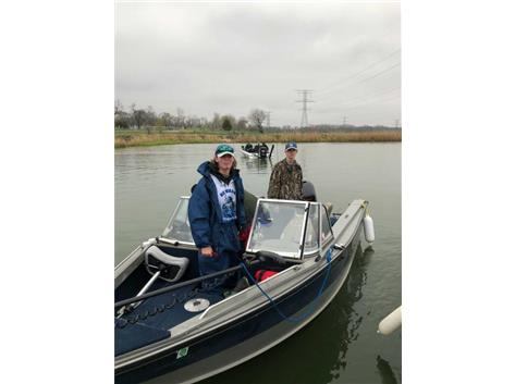 NCHS Bass Fishing Trny Title April 18, 2019