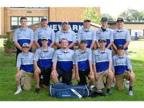 2019 Norsemen Golf Team