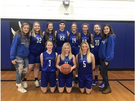 2019-2020 Varsity Basketball Team