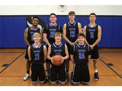 2020 Varsity Boys Basketball Team