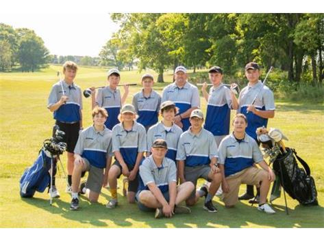2020 Golf Team