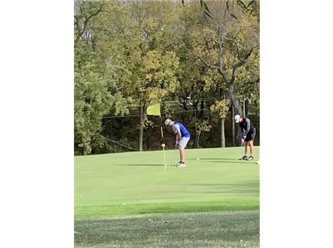 2020 Golf Sectionals
