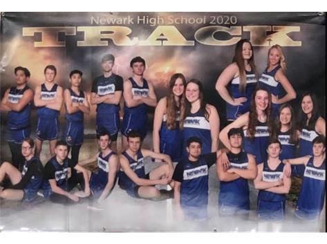 2019-2020 Track Team