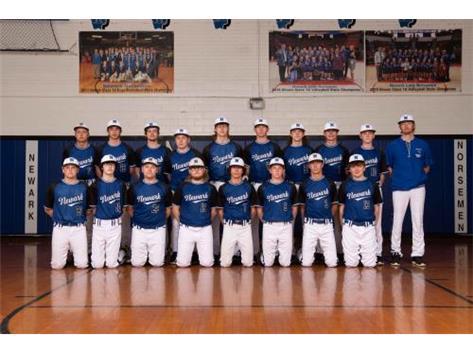 2021 Norsemen Baseball Team