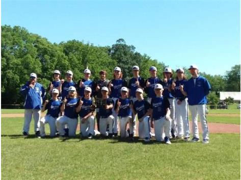 2021 LTC Champions, 5/29/21