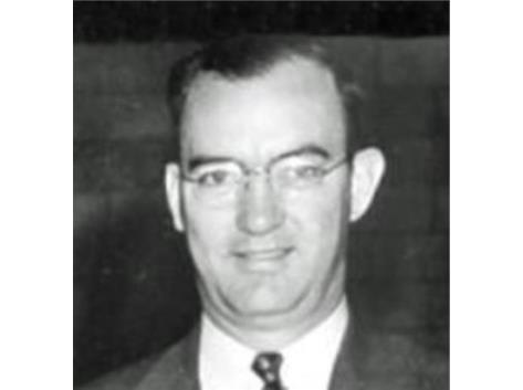 Carl Ferguson Head HS Boys' Basketball Coach 1945-1954 (162-50)