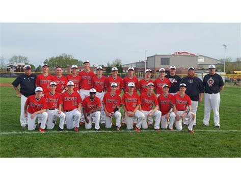 2018 Baseball CCC Champions 18-2 (11-1)