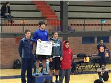Joe Broton- IHSA Returning Regional finalist and Sectional Qualifier