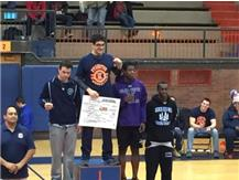 Obi Iheme- IHSA Returning Regional finalist and Sectional Qualifier