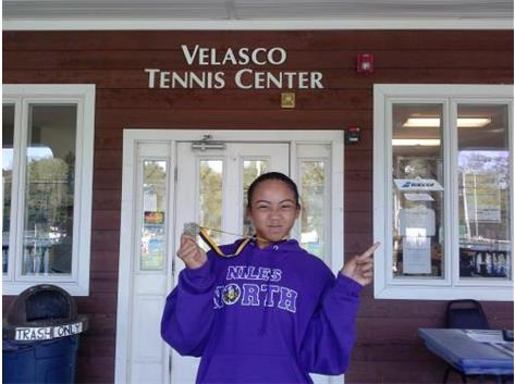 1st Singles 2014 Cyclone Invitational Champ
